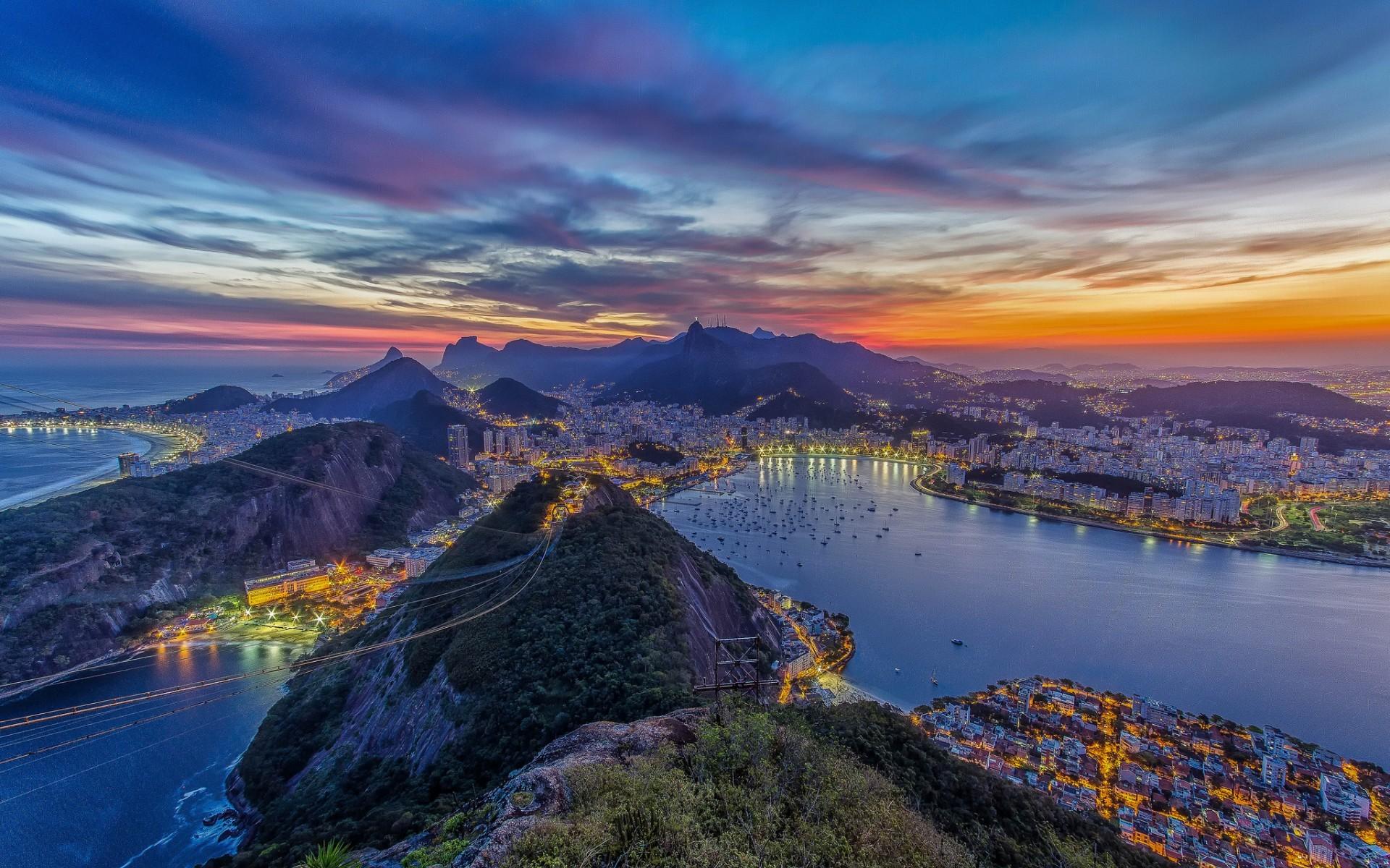 Rio de Janeiro Easter Egg