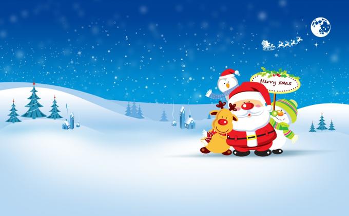 Árvore de Natal Online