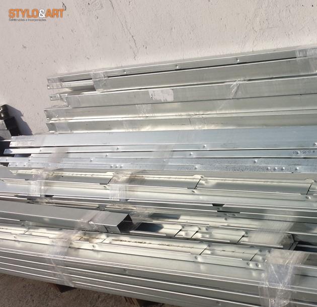 Steel Frame é mais barato!